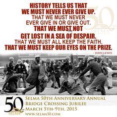 bloody sunday selma anniversary | BLOODY SUNDAY 50TH ANNIVERSARY SELMA-TO-MONTGOMERY MARCH REENACTMENT ...