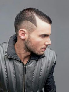 Amazing Hair Shaved Side Hair And Shaved Sides On Pinterest Short Hairstyles Gunalazisus