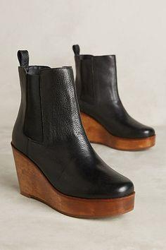 Kelsi Dagger Ubel Chelsea Boots #anthropologie
