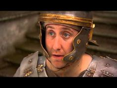 ▶ Part IV Rome: Horrible Histories: rotten romans; Gladiator vs. mouse - YouTube