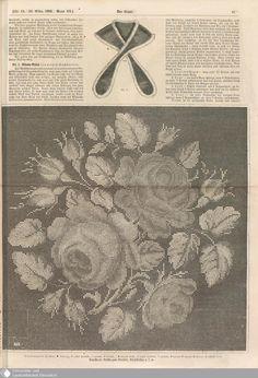 99 [91] - Nr. 12. - Der Bazar - Seite - Digitale Sammlungen - Digitale Sammlungen