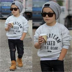 52 Little Boy Outfits To Make Your Boy Look Fashionable - - The most beautiful children's fashion products Baby Outfits, Outfits Niños, Little Boy Outfits, Toddler Boy Outfits, Casual Fall Outfits, Toddler Boys, Kids Boys, Toddler Boy Style, Trendy Boy Outfits