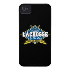 Lacrosse is My Life Case-Mate iPhone 4 Cases