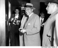 Mobster Albert Anastasia is murdered at a barbershop in 1957 Real Gangster, Mafia Gangster, Albert Anastasia, Frank Costello, Mafia Crime, Scum Of The Earth, Al Capone, Gangsters, Underworld