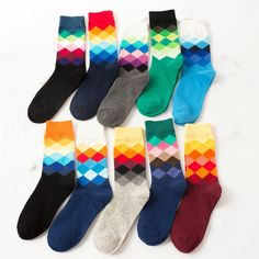 Stretch Socks Universe Stylish Winter Warmth for Women /& Men Athletic Sports