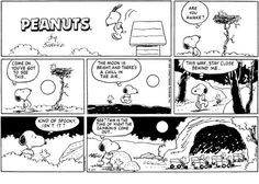 Day 14: Every Peanuts Strip Featuring a Zamboni