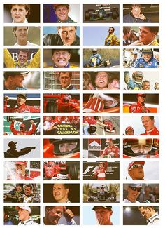 We Will Miss You Schumi!!! :'(