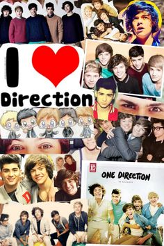 I ❤ one direction