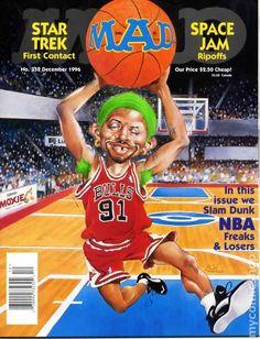 Mad (Magazine #24 on) comic books