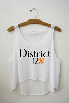 District 12 – Hipster Tops #croptop #hungergames