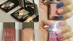Круизная коллекция макияжа Диор лето 2015 (первые фото) - Dior cruise makeup collection 2015