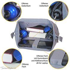 Lekesky Rucksack Übersicht Laptop Rucksack, Bags, Fashion, Hidden Compartments, Secret Compartment, Classy Lady, Shopping, Handbags, Moda