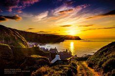 Pennan. North East Scotland