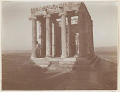 """didoofcarthage: """" The Temple of Athena Nike on the Acropolis in Athens, Greece Photographed by L. Photography Articles, Gelatin Silver Print, Athens Greece, Ancient Greece, Archaeology, Cool Photos, Amazing Photos, Portal, Mount Rushmore"""