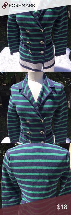 Banana Republic Coat size S Striped Measurement: underarm to underarm 17 Length 23 Old Navy Jackets & Coats Pea Coats