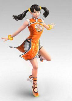 Tekken 7 Ling Xiaoyu by tekkensevenplayable on DeviantArt Tekken Jin Kazama, Tekken 7, Female Character Design, Character Drawing, Game Character, Halloween Cosplay, Halloween Costumes, Tekken Girls, Tekken Cosplay