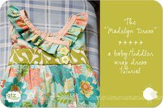 "Tutorial: The ""Madelyn Dress"" | gtz photography"