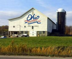 Geauga County Ohio Bicentennial Barn