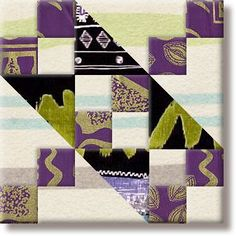 site with all kinds of blocks for quilting: Underground Railroad, early women masters