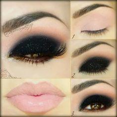 @MaquillateconAurora for Motives Cosmetics #GTL #HolidayLook