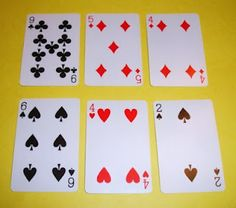 Played in pairs and each person draws 3 cards and builds the biggest number. To take further - have students use Base 10 blocks and build the number they made. Person with biggest number wins all the cards and play another round. Person with most cards wins!