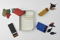 Craft Packaging, Packaging Design, Grace Farms, Japan Package, Paper Press, Garden Boxes, Award Winner, Pattern Books, Design Awards
