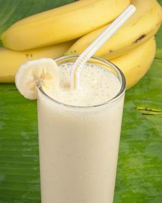 Biggest Loser Banana Breakfast Smoothie - Weight Watchers Recipes
