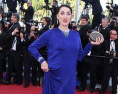Red carpet #outfits: Rossy de Palma, en Cannes