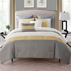VCNY Winston 7 Piece Comforter Set