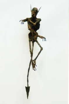 Art-Sci: Specimens of Mythological Creatures Displayed in Japanese Museum