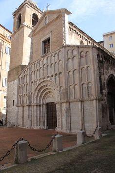 Ancona, Marche, Italy- Chiesa di Santa Maria della Piazza    by Celo Risi  #destinazionemarche #marche #ancona