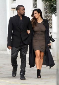 Kanye West wearing the Balenciaga Arena Black/Black