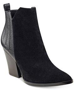 GUESS Millie Block-Heel Booties http://rstyle.me/n/cccjdzbgh57