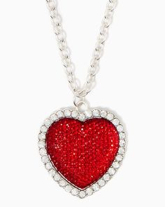 Captured Heart Necklace | UPC: 410006255821