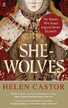 She-Wolves: The Women Who Ruled England Before Elizabeth by Helen Castor, http://www.amazon.co.uk/dp/0571237061/ref=cm_sw_r_pi_dp_.HIxsb1HXQBXC