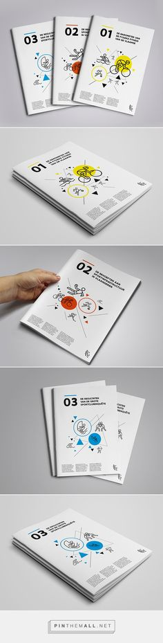 Graphic Design - Annual report inspiration