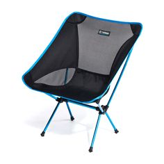This lbs. folding camp chair is a friend to anyone on the go. Packing down smaller than the Sunday Times, you can take your Helinox Chair One anywhere. Utilizing anodized DAC aluminum poles, Chair One is strong enough to support folks up to 320 lbs. Camping Gear, Backpacking, Hiking Gear, Motorcycle Camping, Van Camping, Running Gear, Trail Running, Camping Hacks, Camping Furniture