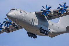 Antonov An-70 Medium-range transport ~ BFD