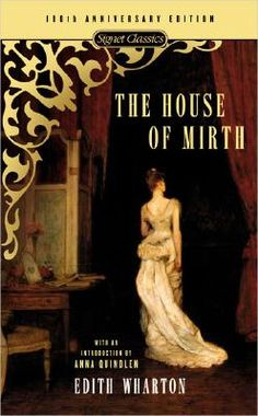 Cheryl recommends The House of Mirth by Edith Wharton
