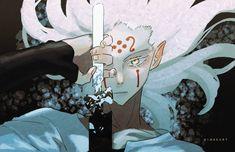 Awakened by himaeart on DeviantArt Anime Demon, Manga Anime, Anime Art, Espada Anime, Black Clover Manga, Japon Illustration, Character Design, Character Art, Color Sensational