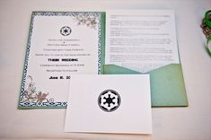 Star wars wedding invitations to bring your dream design into your wedding invitation 2
