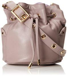 Juicy Couture Selma Leather Mini Bucket Bag $150.00