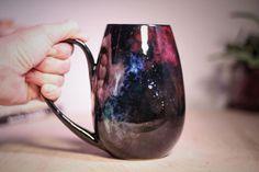Inspire-se na cerâmica das galáxias de Amanda Joy | IdeaFixa
