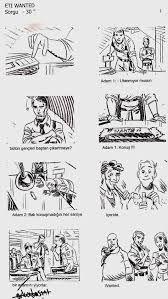storyboard karakalem ile ilgili görsel sonucu