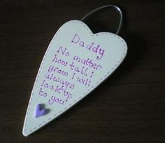 S W E E T Father's Day Craft by scratchycatcrafte...