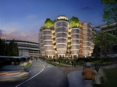 thomas heatherwick to design nanyang university learning hub