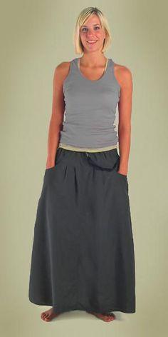 Macabi Convertable Travel Skirt