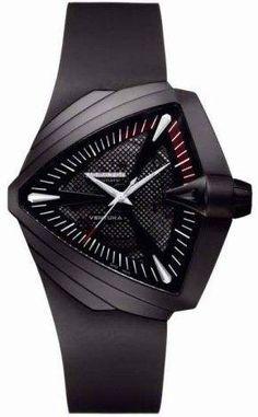 Hamilton Watch Ventura XXL Graceland #bezel-fixed #bracelet-strap-rubber #brand-hamilton #case-depth-11-25mm #case-material-black-pvd #case-width-45-5-x-46mm #delivery-timescale-7-10-days #dial-colour-black #gender-mens #luxury #movement-automatic #official-stockist-for-hamilton-watches #packaging-hamilton-watch-packaging #style-dress #subcat-ventura #supplier-model-no-h24615331 #warranty-hamilton-official-2-year-guarantee #water-resistant-50m