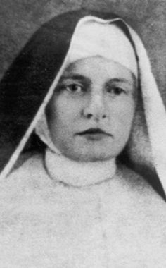 Mother Angela Sansbury, foundress of the Dominican sisterhood in the United States