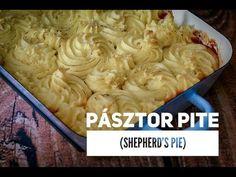 Király étel a királyságban? Bizony! De nem csak ott! A Brit királyság egyik legkirályabb húsos étele a Shepherd's pie, vagyis pásztor pite: Hiper egyszerű: húsos ragut főzünk, amit majd látványos, vagy kevéssé látványos krumplipürével burkolunk. Ezután az egészet összesütjük. Brit, Macaroni And Cheese, Ethnic Recipes, Food, Mac And Cheese, Essen, Meals, Yemek, Eten